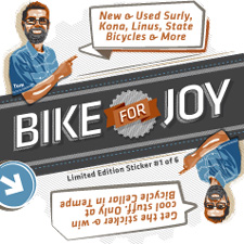 Bike For Joy