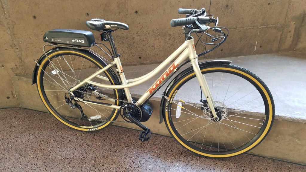 Kona Coco / Lectric Cycles eRad Mid Drive