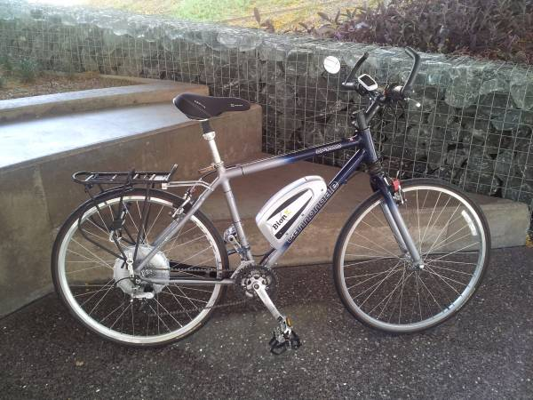 Cannondale / Bionx Electric Bike