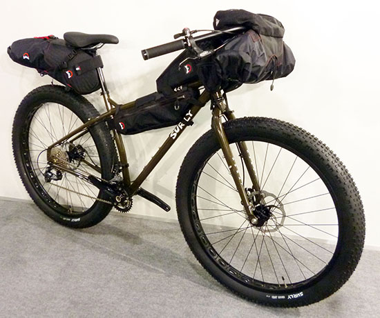 Surly ECR (Extreme Camping Rig)